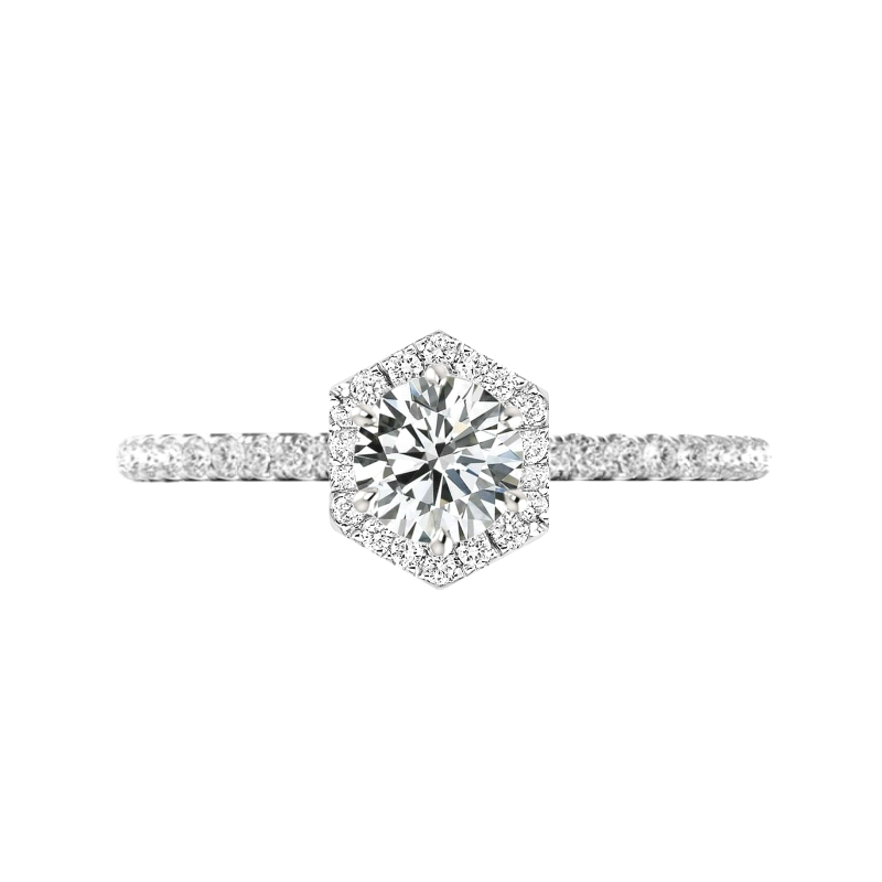 Custom Engagement Ring for B. 4-1-20 (Deposit)