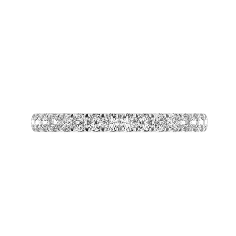 2.5mm Diamond Eternity Band