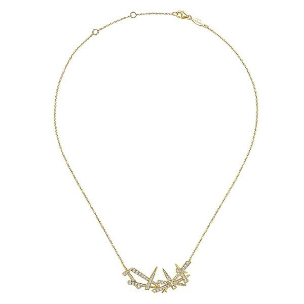 1.00 Carat Diamond Fashion Pendant